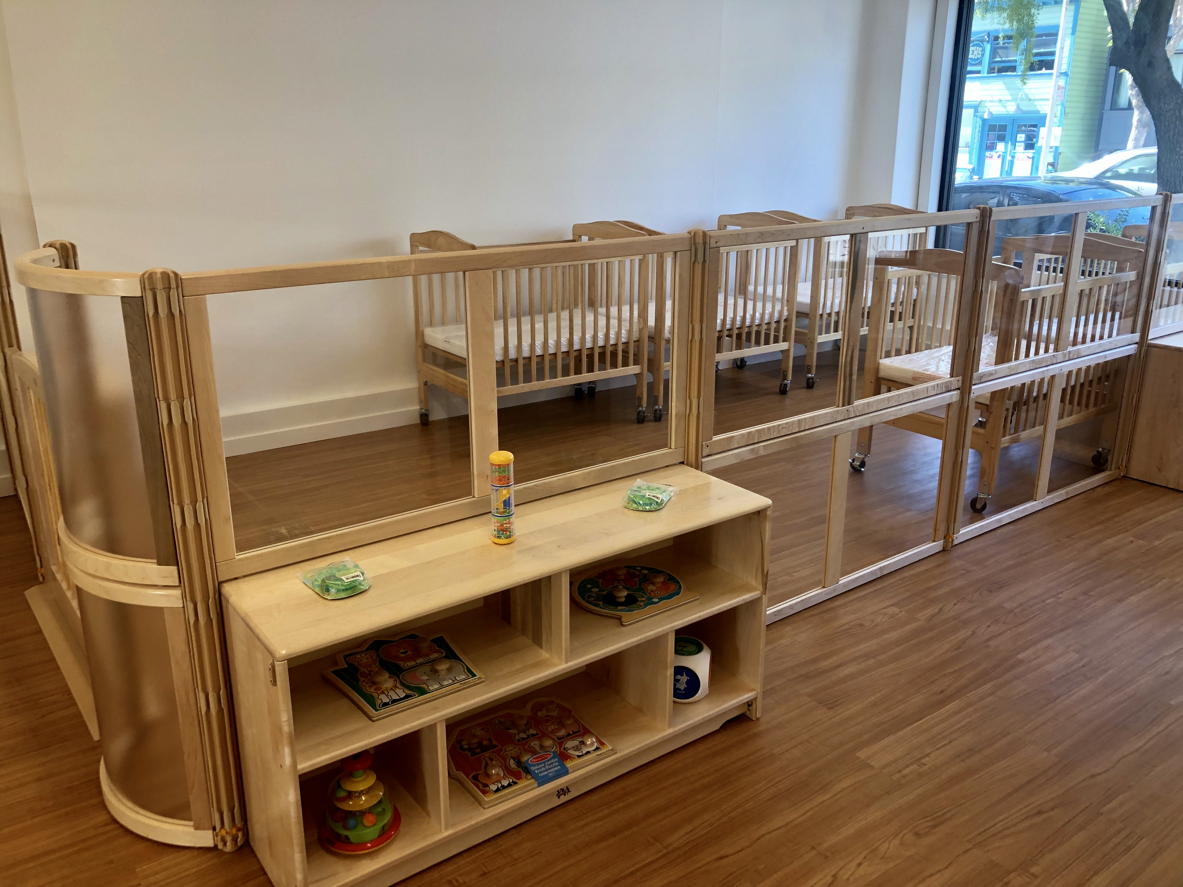 Infant Sleep Area